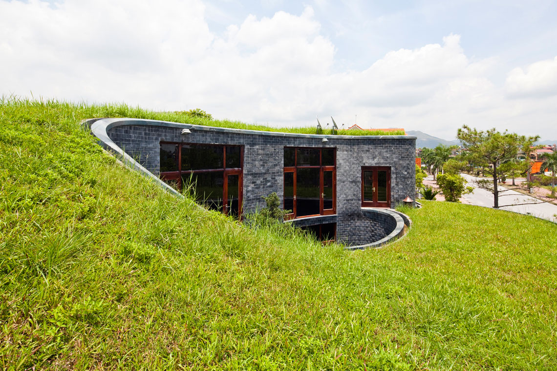 Stone House by Vo Trong Nghia Architects