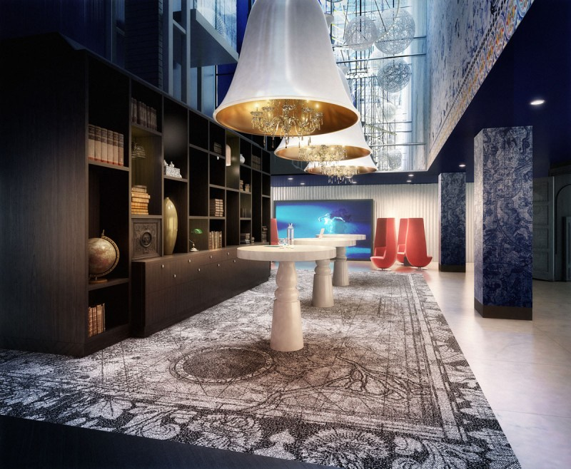 View in gallery Andaz Amsterdam Hotel by Marcel Wanders (2)