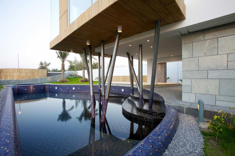 Bahrain House by MORIQ (13)