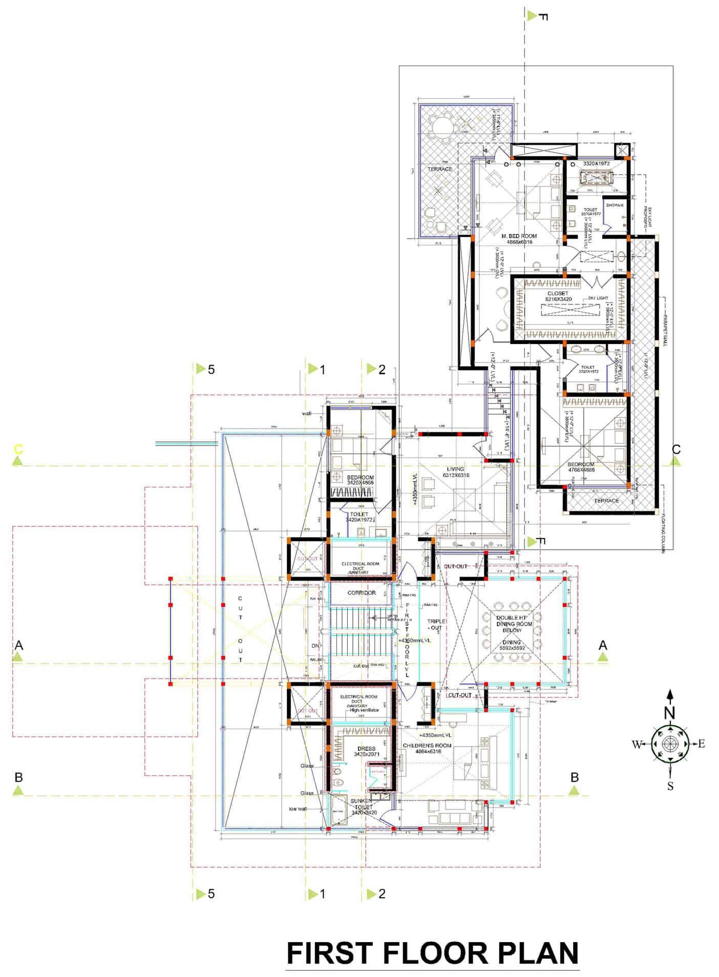 Bahrain House by MORIQ (34)