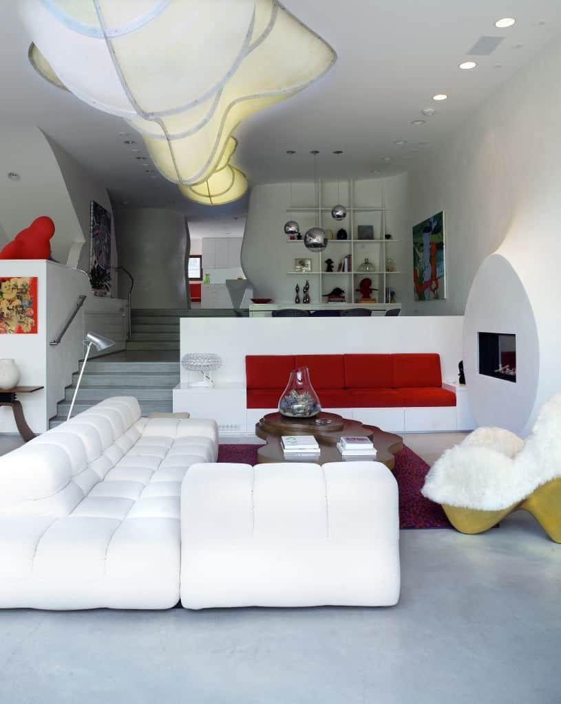 Bloom House by Greg Lynn (2)