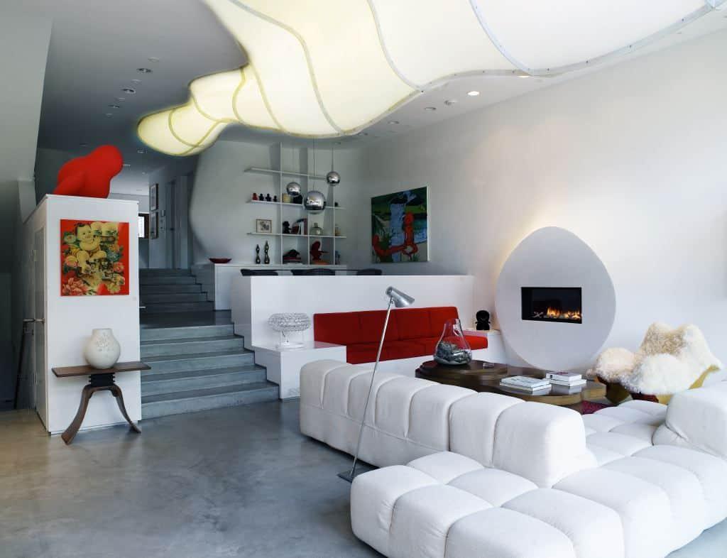 Bloom House by Greg Lynn (4)
