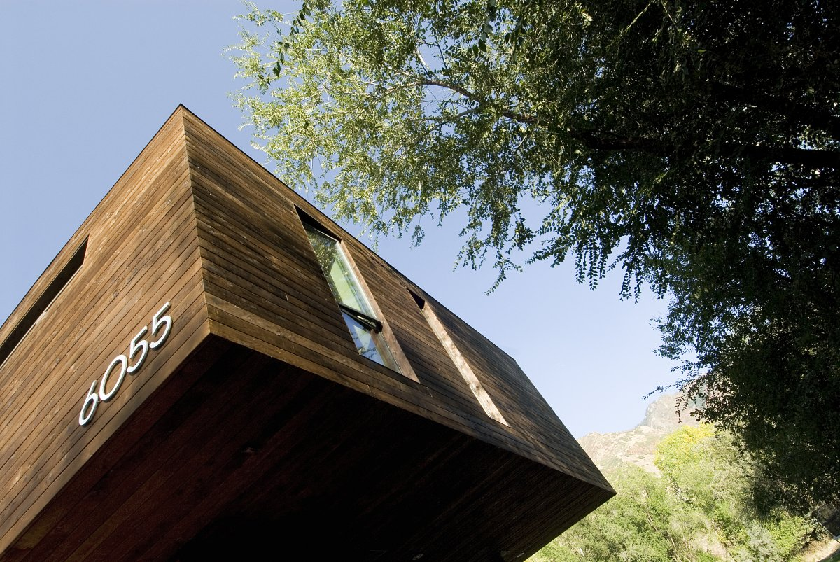 Cantilever House by Imbue Design (5)