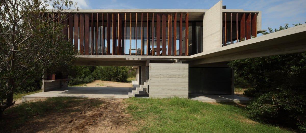 Costa Esmeralda House by BAK Arquitectos (4)