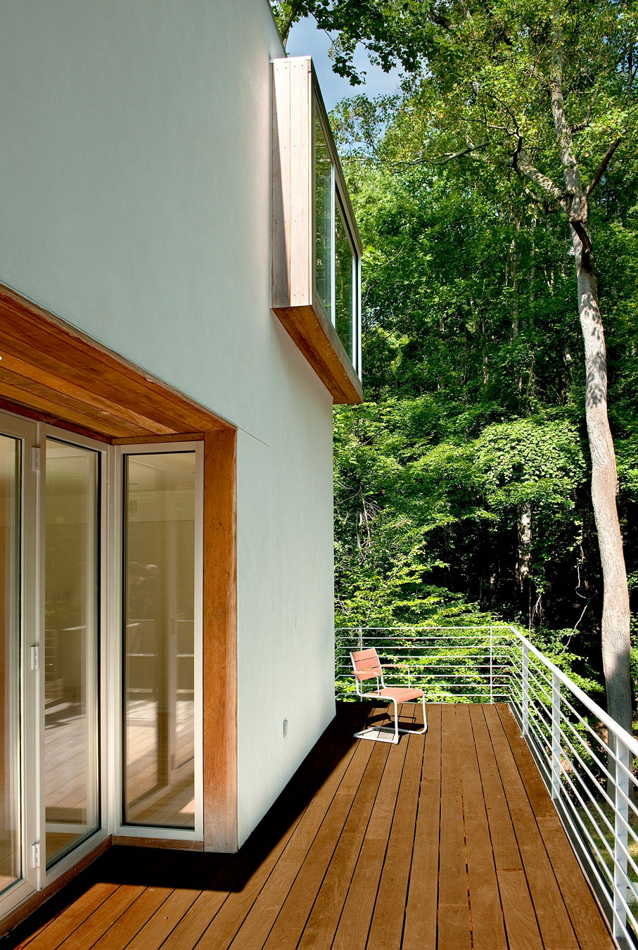 Forest House by Kube Architecture  (4)