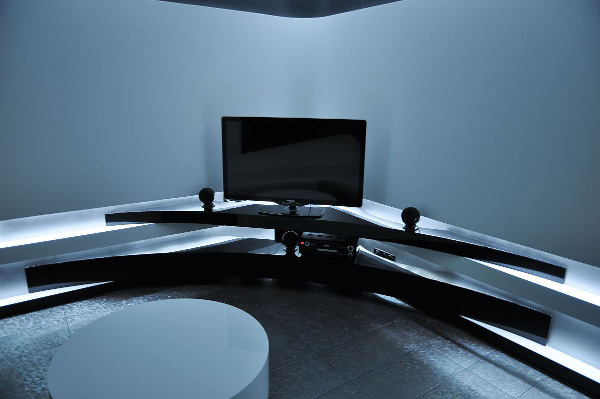 Ultra Modern Apartment Interior by Jovo Bozhinovski