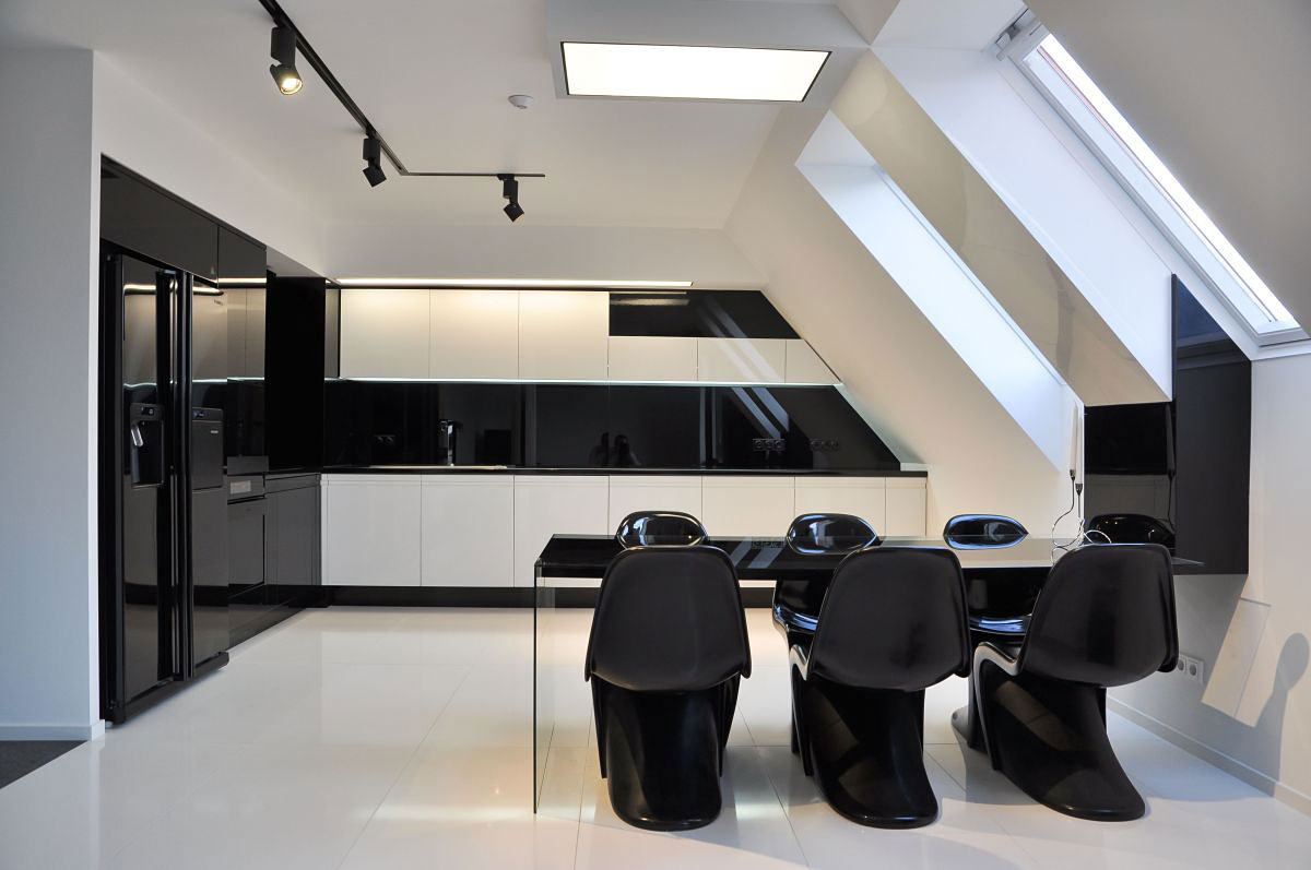 Ultra Modern Apartment Interior by Jovo Bozhinovski (6)