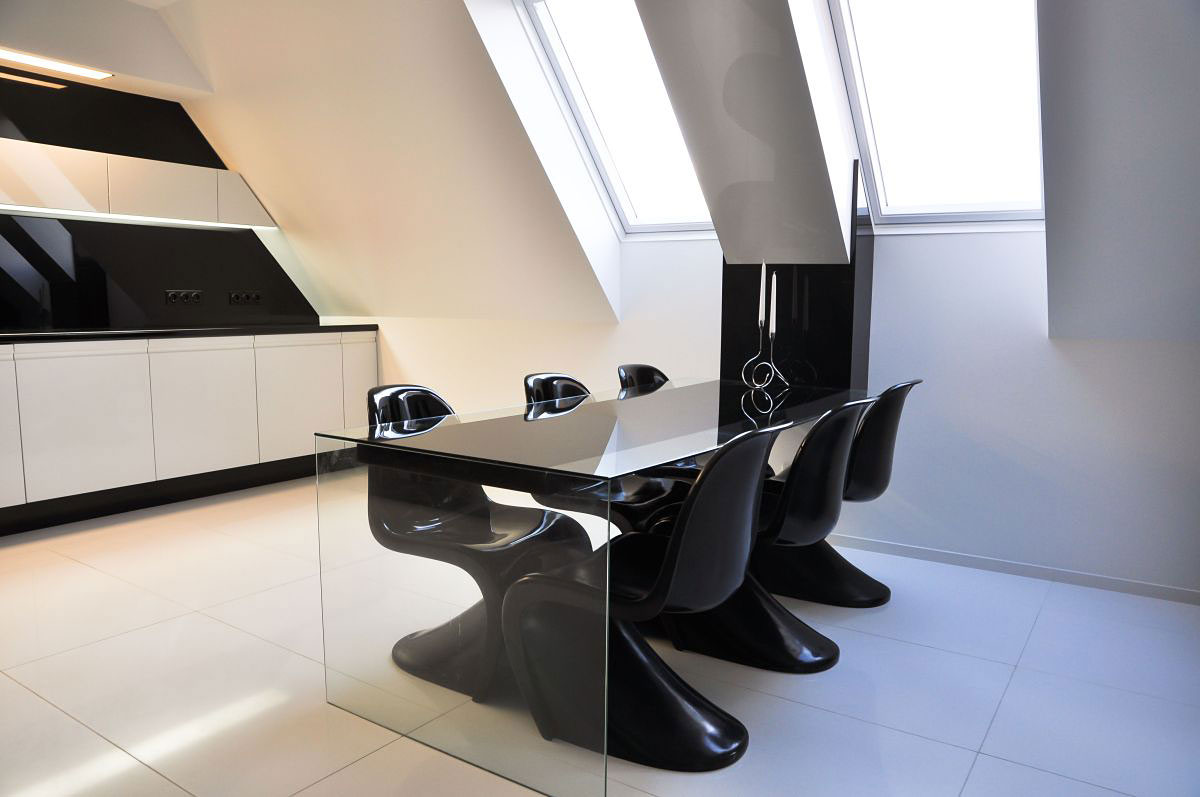 Ultra Modern Apartment Interior by Jovo Bozhinovski (8)