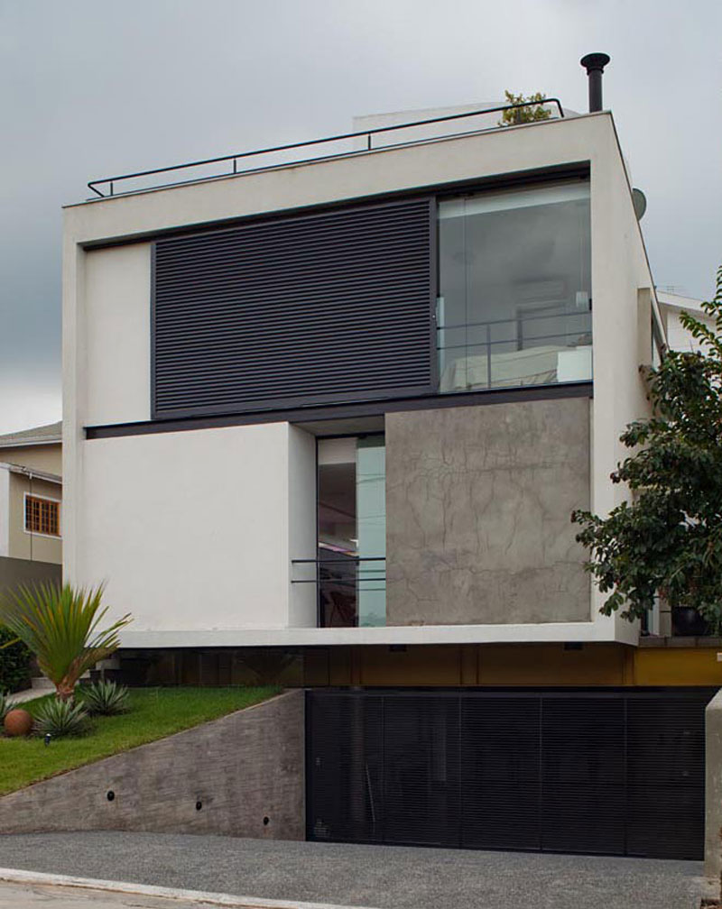Mirante do Horto House by Flavio Castro (2)