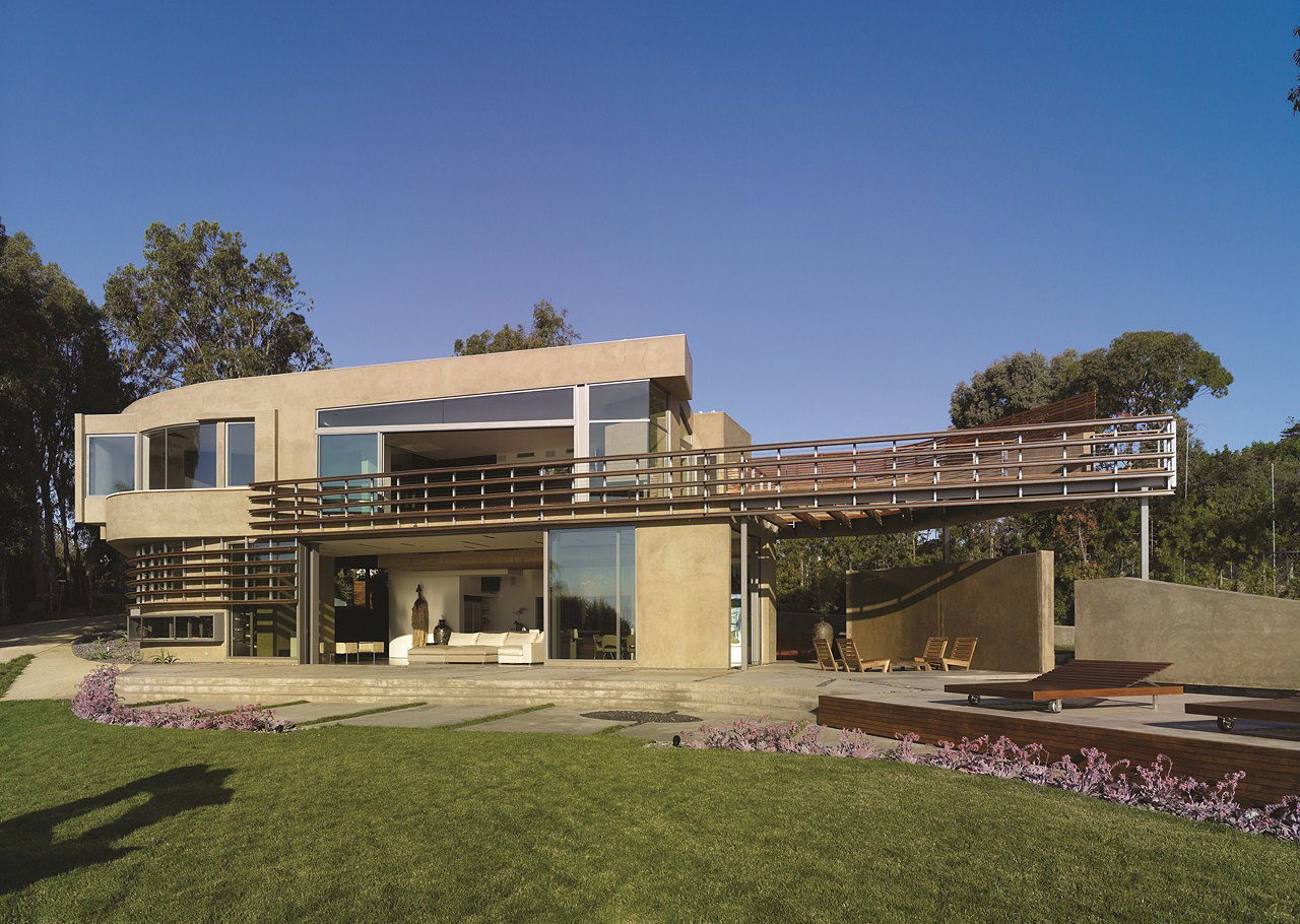 Point Dume Residence by Griffin Enright Architects (2)