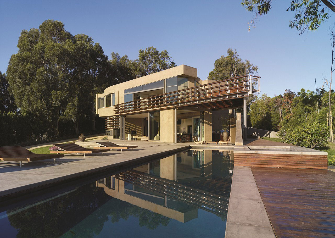 Point Dume Residence by Griffin Enright Architects (3)