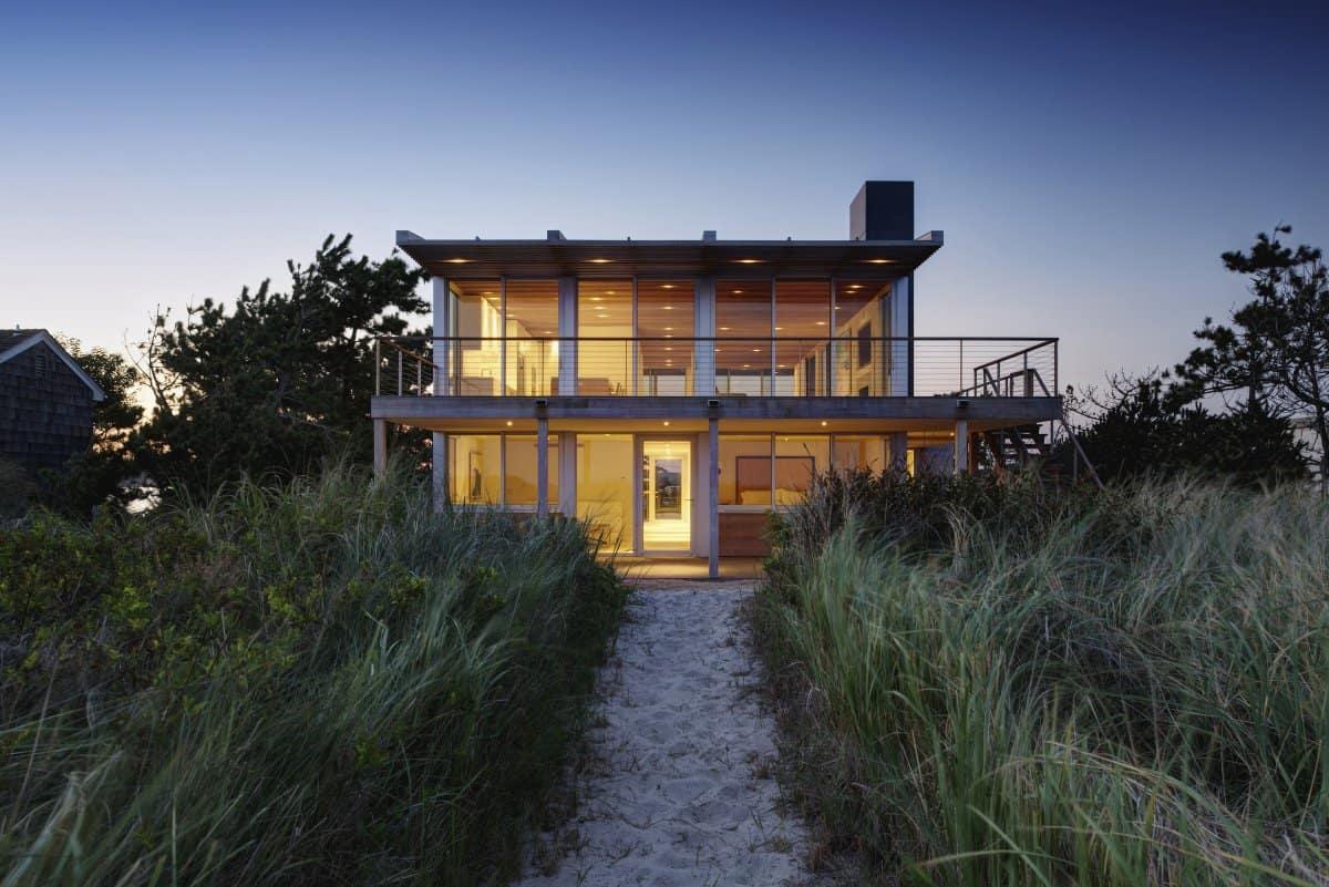 Seaside Residence by Stelle Lomont Rouhani (2)