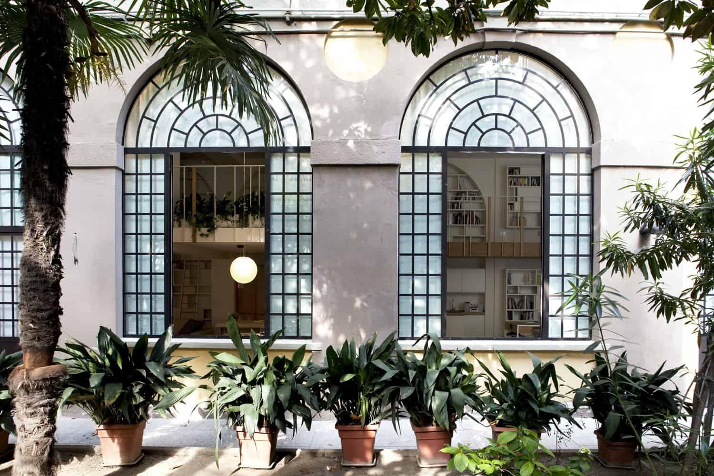 T House in Milan by Takane Ezoe Modourbano (1)