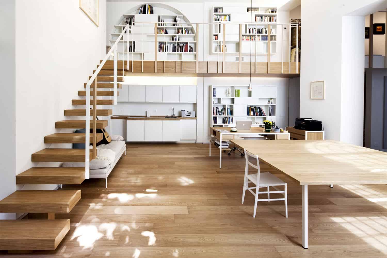T House in Milan by Takane Ezoe Modourbano (5)