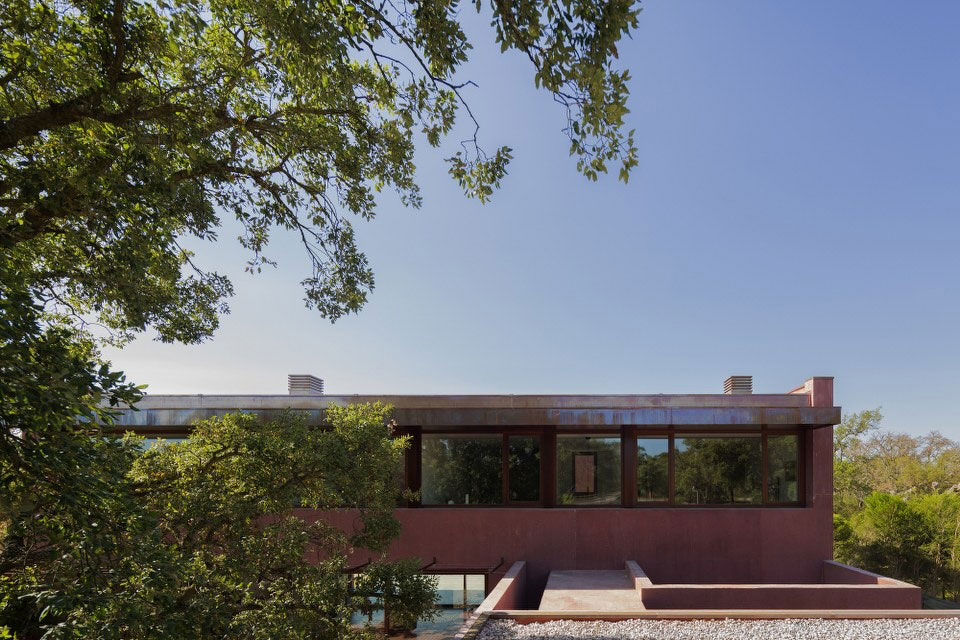 Three Courtyards House by Miguel Marcelino (5)
