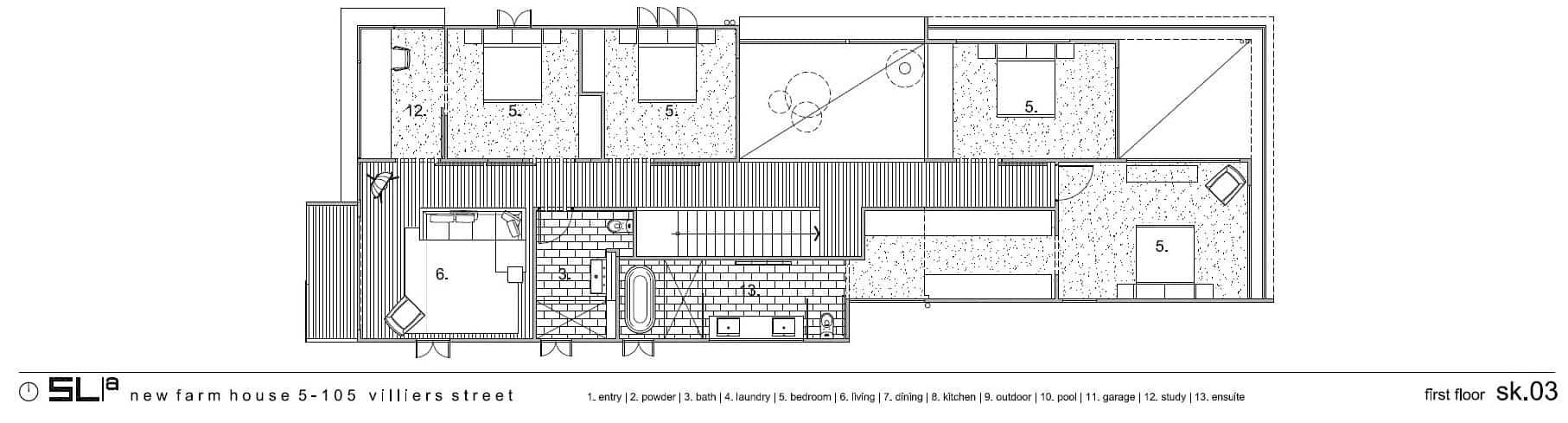 105 V House by Shaun Lockyer Architects (15)