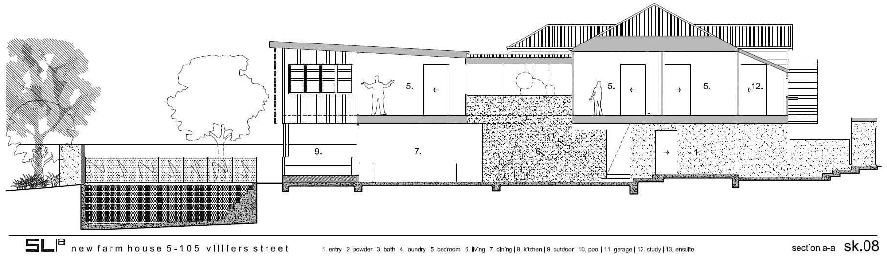 105 V House by Shaun Lockyer Architects (19)