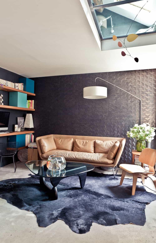Apartment in Paris by l'Atelier d'Archi (1)