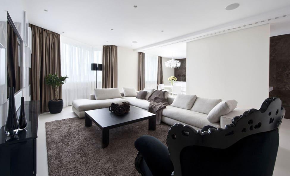 Apartment in Zelenograd by Alexandra Fedorova (3)