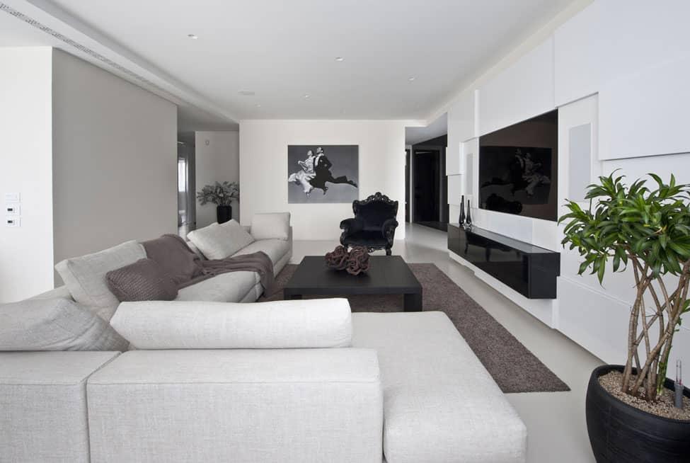 Apartment in Zelenograd by Alexandra Fedorova (5)
