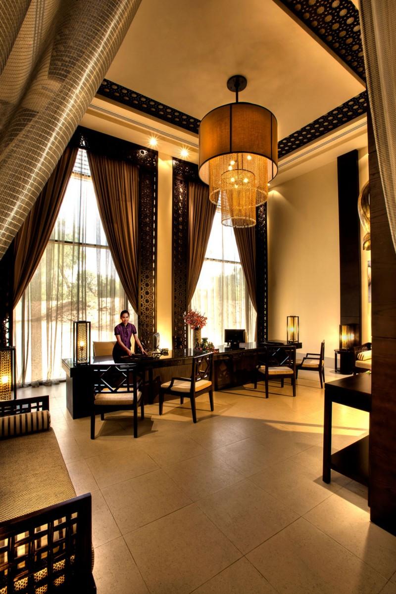 Interior Design  Banyan Tree Lijiang Resort in Lijiang, China