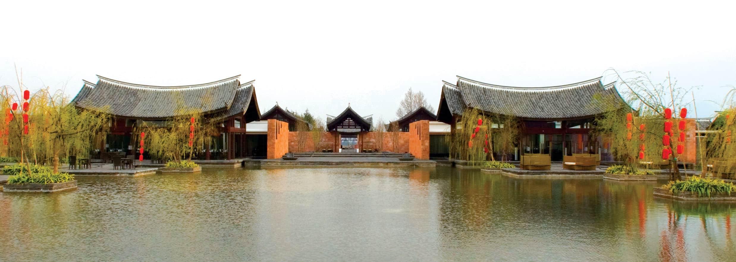 Banyan Tree Lijiang Resort in Lijiang, China (1)