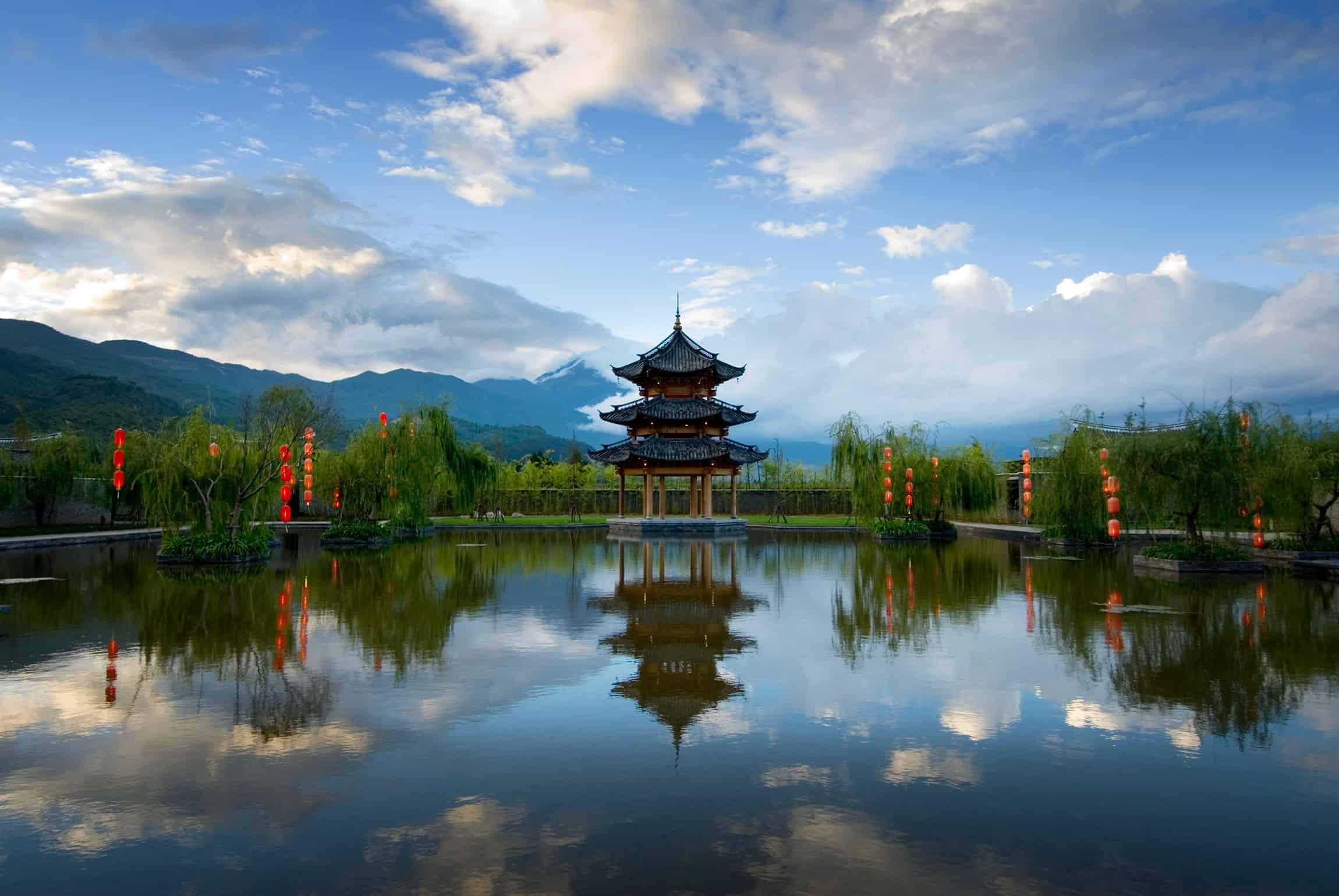 Banyan Tree Lijiang Resort in Lijiang, China (2)