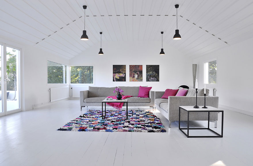 Scandinavian Design: Brook Farm in Simrishamn