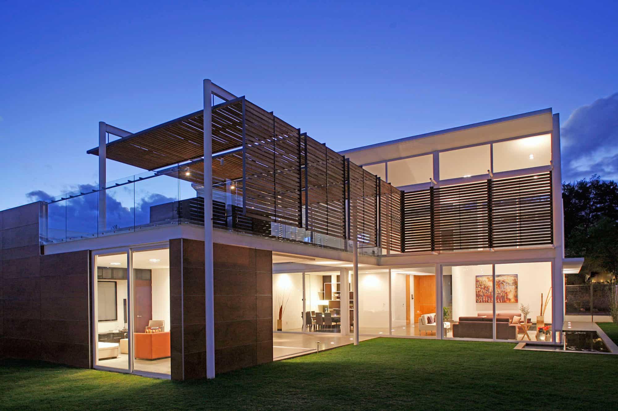 Casa quince by echauri morales arquitectos