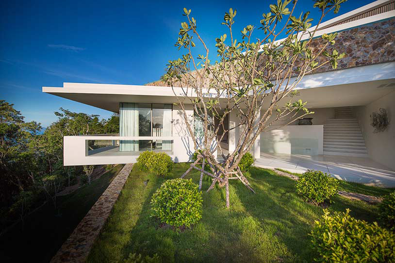 Celadon Villa in Koh Samui, Thailand (1)