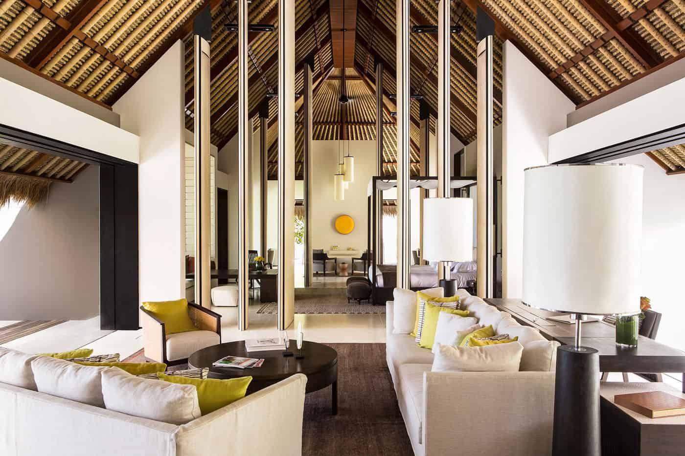 Cheval Blanc Randheli Hotel in the Maldives