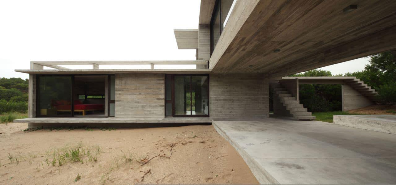 Costa Esmeralda House by BAK Architects  (2)