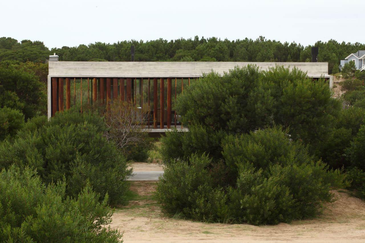 Costa Esmeralda House by BAK Architects  (3)
