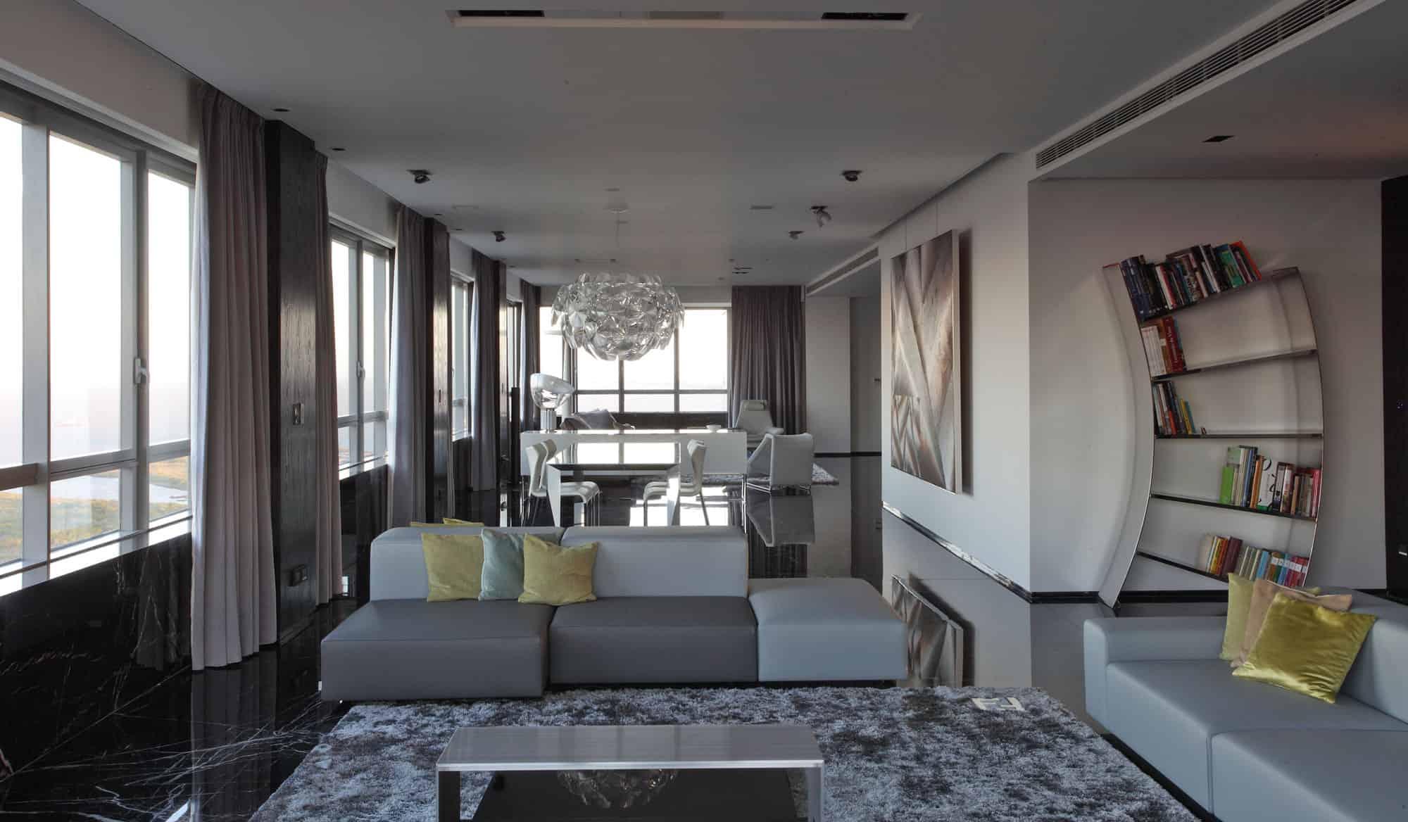 Departamento en Torres del Faro by vEstudio Arquitect. (1)