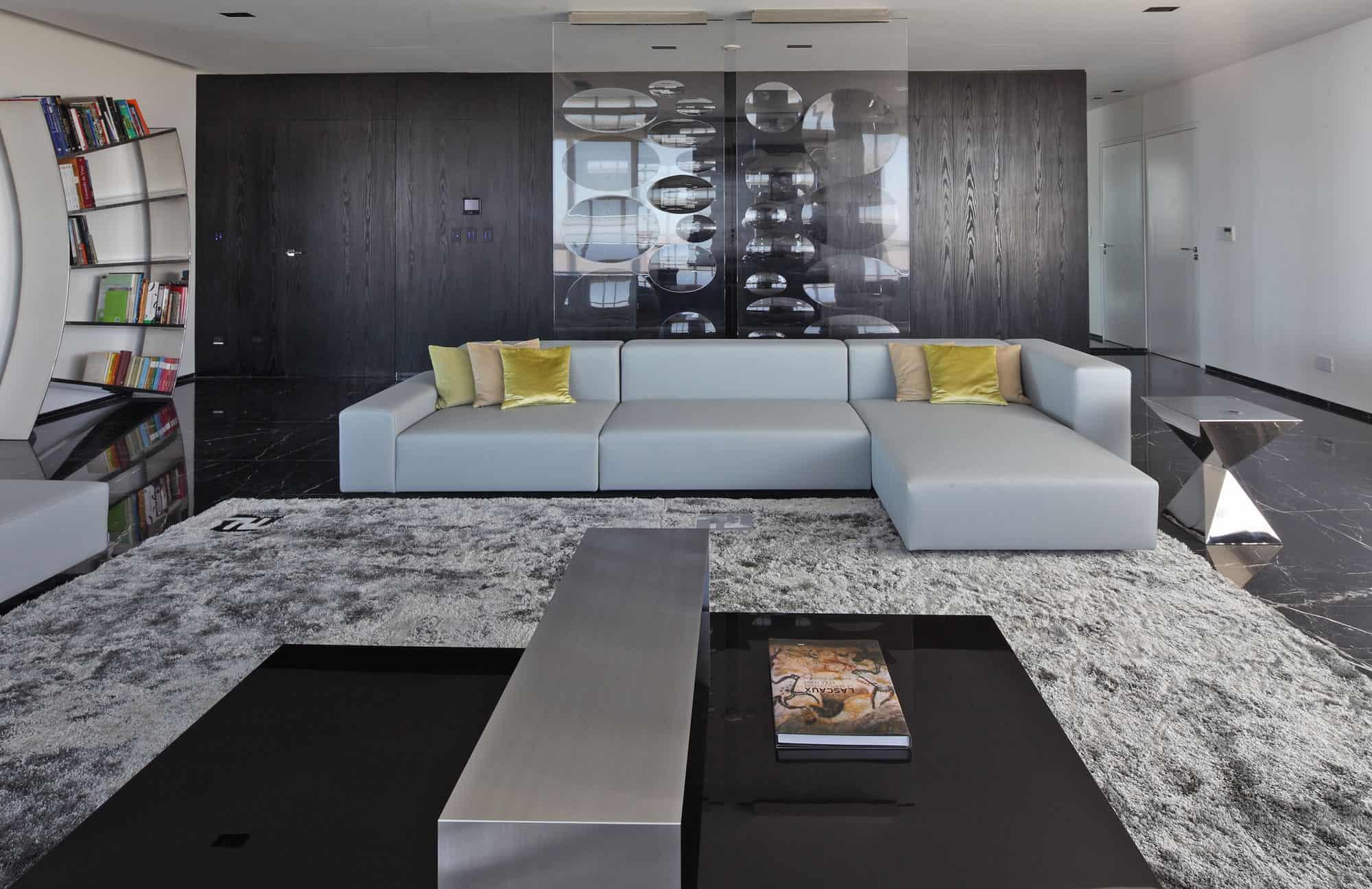 Departamento en Torres del Faro by vEstudio Arquitectura