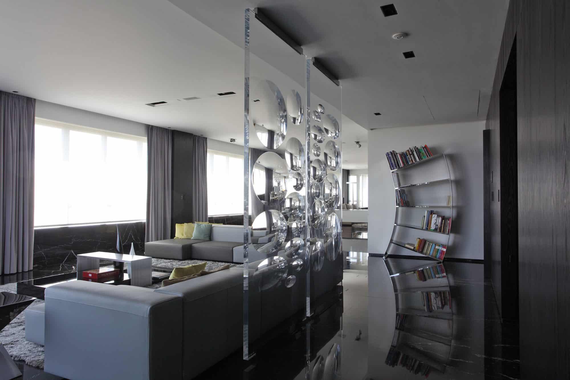 Departamento en Torres del Faro by vEstudio Arquitect. (4)