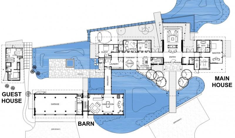 Eha Family Trust Residence By Ward Blake Architects
