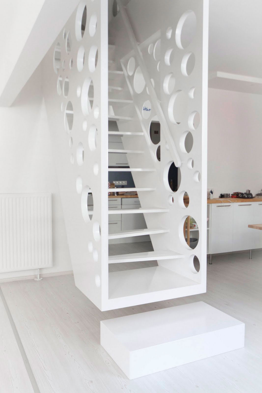 Emmental Stairs Apartment  (2)