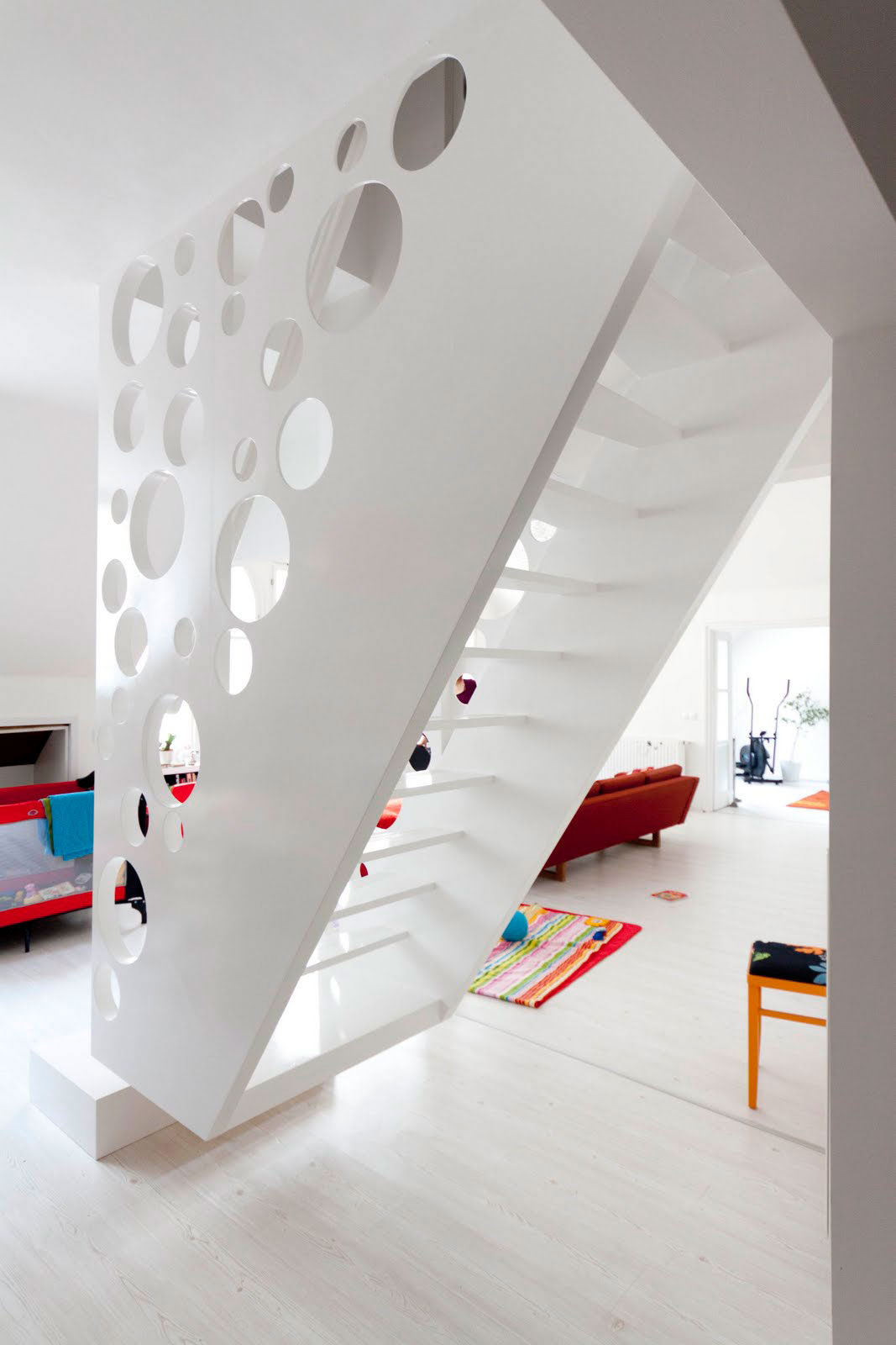 Emmental Stairs Apartment  (4)