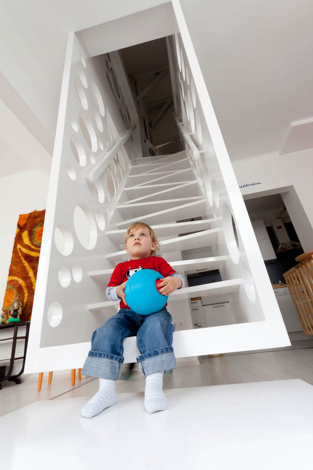 Emmental Stairs Apartment  (10)