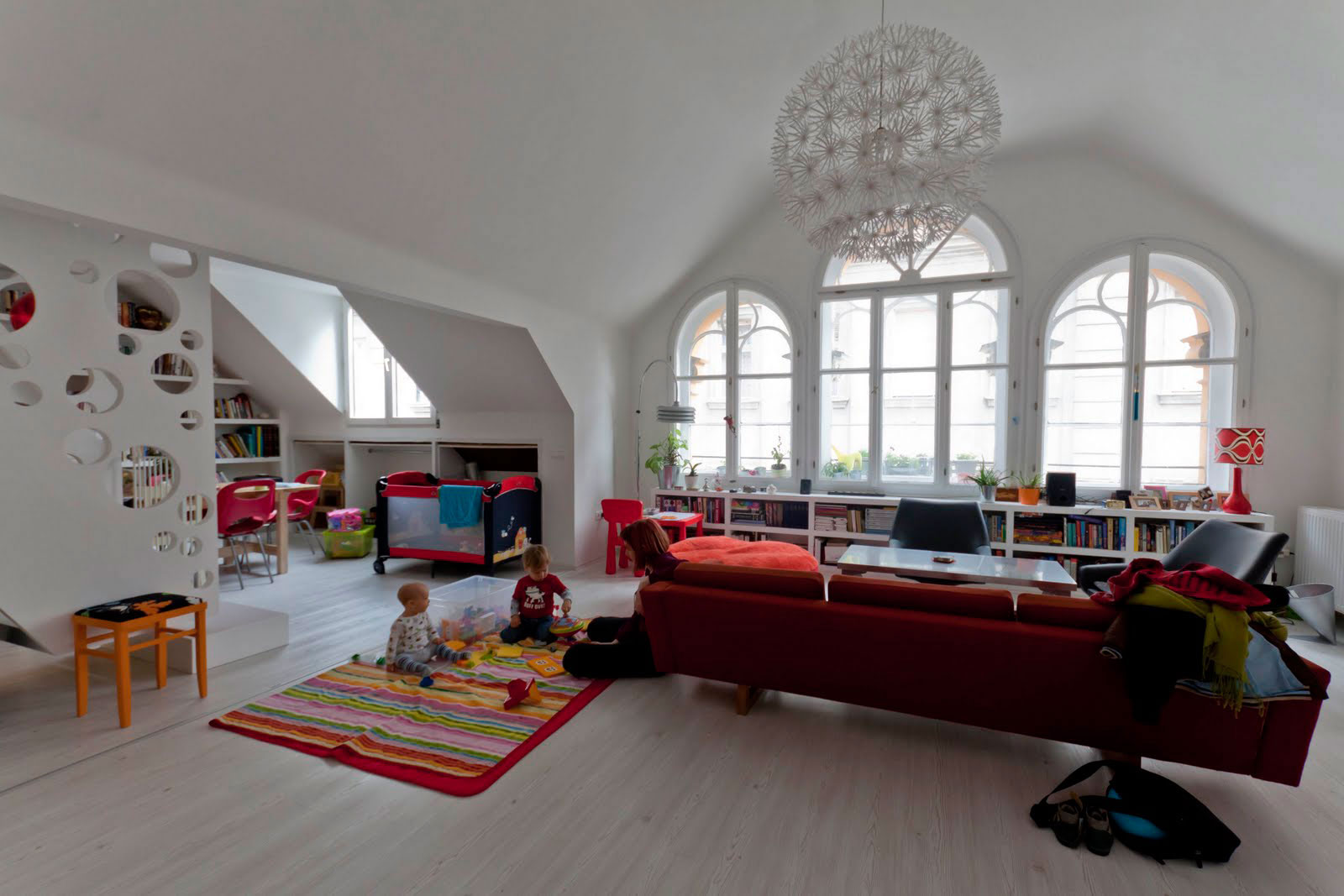 Emmental Stairs Apartment  (13)