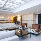Fashion Forward Open Plan House by Artenid (2)
