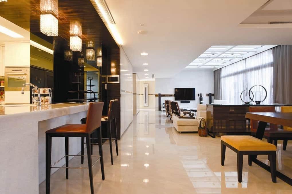 Fashion Forward Open Plan House by Artenid (4)