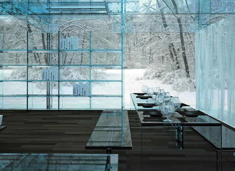 Glass Houses by Santambrogio Milano (2)