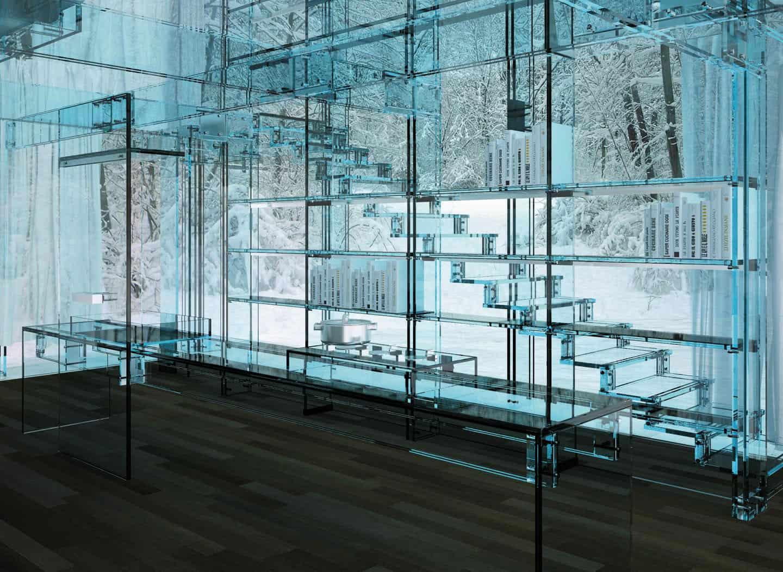Glass Houses by Santambrogio Milano (3)