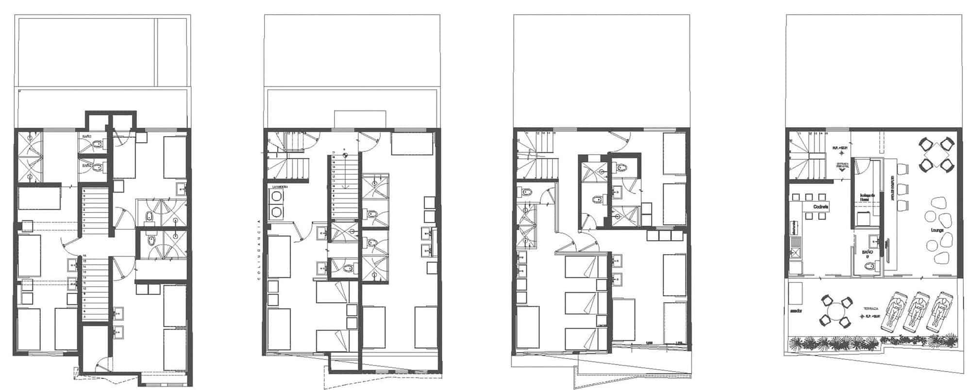 Hostal La Buena Vida by ARCO Arquitectura Contemporánea (23)