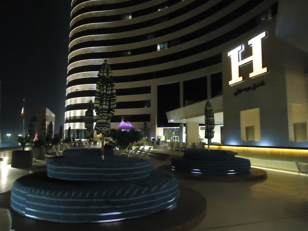 Hotel Missoni in Kuwait City, Kuwait (3)