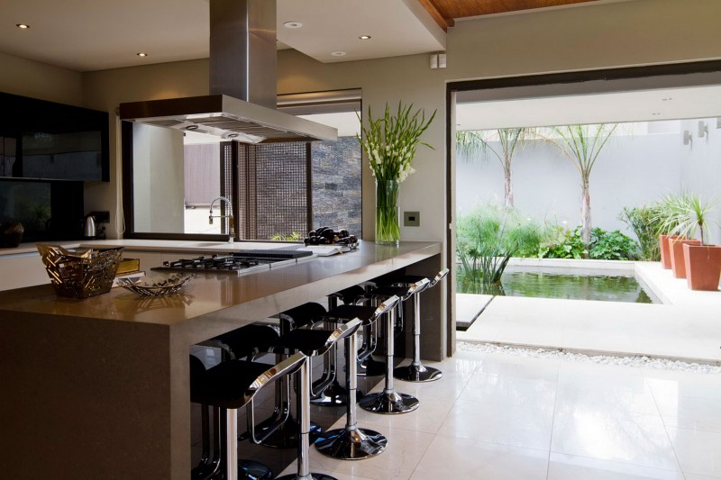 House sed by nico van der meulen architects for Cheap kitchens johannesburg