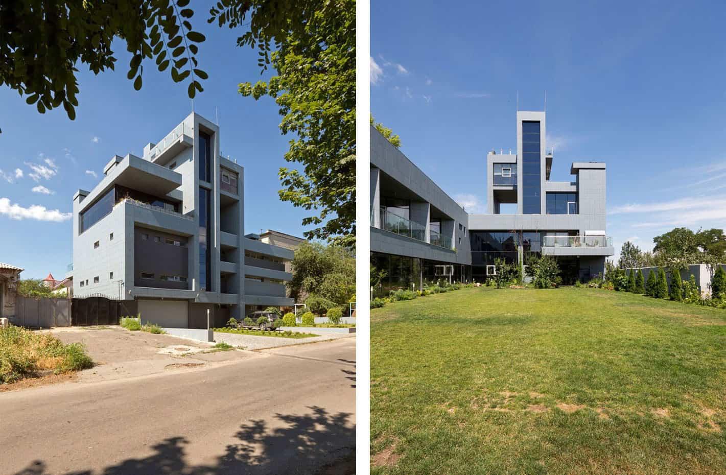 House in Dnepropetrovsk by Yakusha Design (1)