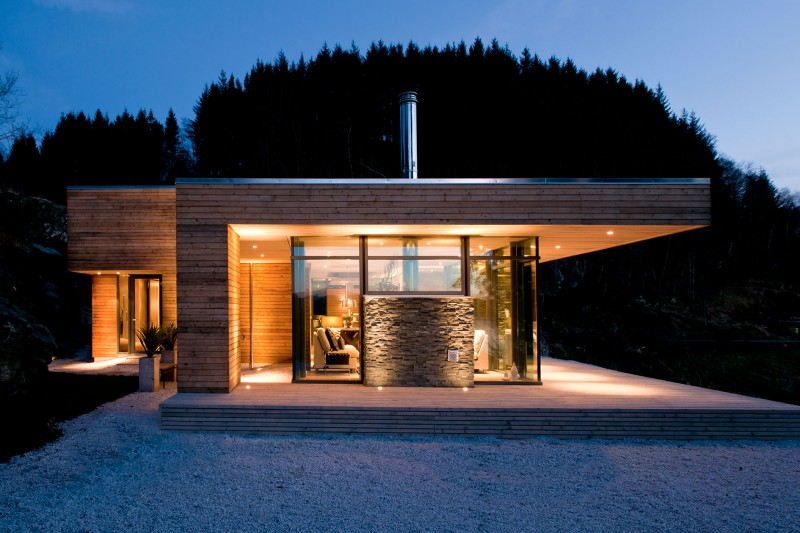 exciting images of modern houses.  Modern Cabin GJ 9 by Gudmundur Jonsson Architect